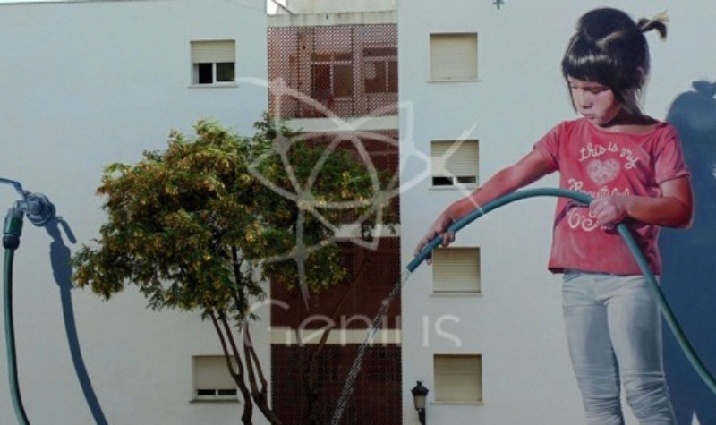 Wall Murals in Estepona – Street Art