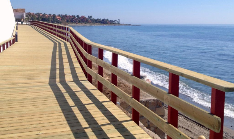 The Costa Del Sol Boardwalk Continues to Grow
